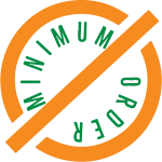 no minimum order green lighting led icon