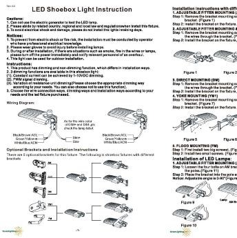 G11 Instruction and Installation