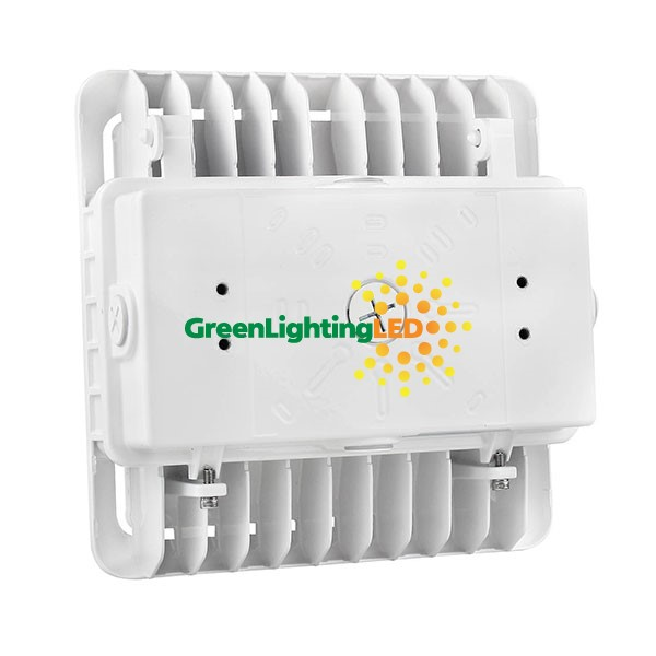 LED 40W Canopy Mounting Side