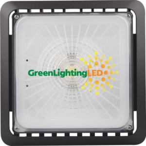 LED PG02 Canopy Fixture Bronze