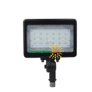 15 Watt Mini Flood Light Knuckle Mount