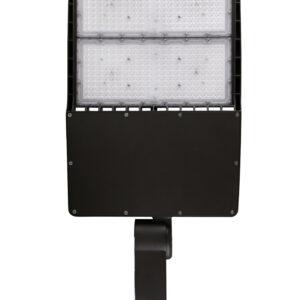 200 watt direct mount led shoebox fixture