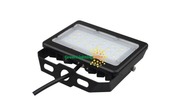 50 Watt Trunnion Mount Mini Flood Light Fixture