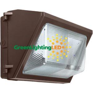 LED 120 WATT WALLPACK FIXTURE