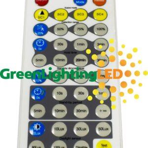 occupancy sensor led remote